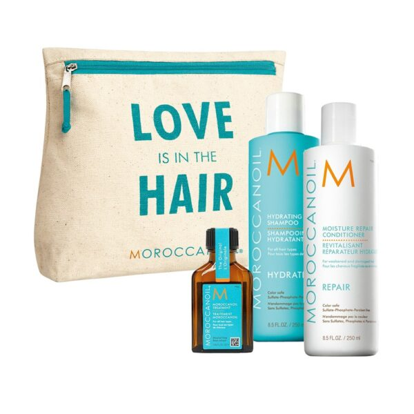 Pack Love Is The Hair Hydratation Moroccanoil