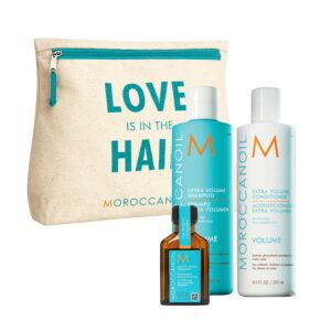 Pack Love Is The Hair Volume Moroccanoil