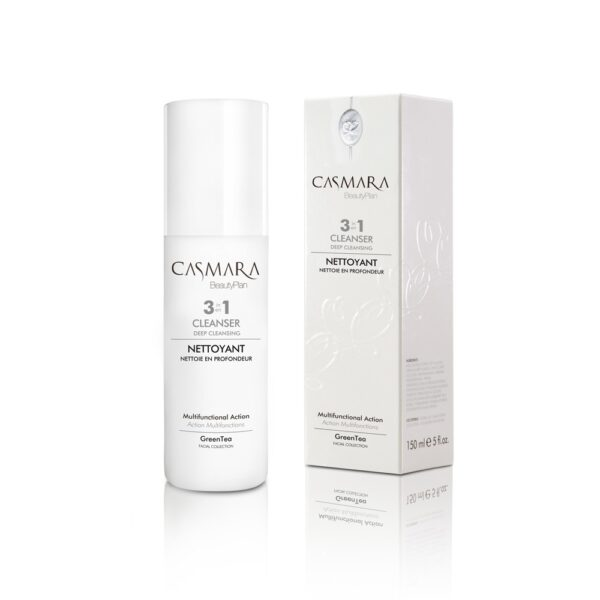 3 in 1 Cleanser Deep Cleansing 150ml Casmara