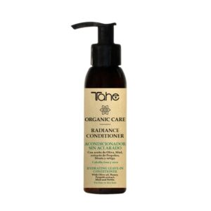 Acondicionador Hidratante Sin Aclarado Radiance Oil Conditioner Tahe Organic Care 100ml – Cabello Fino