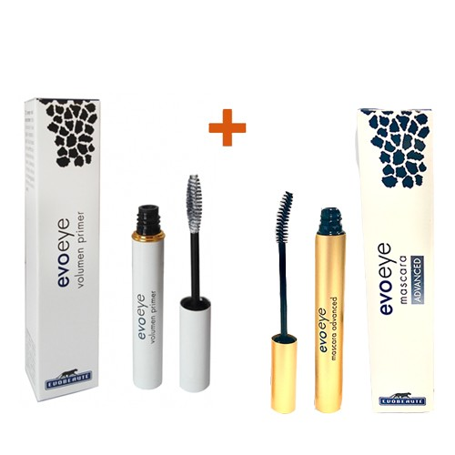 Pack Evoeye - Volumen Primer + Evo Mascara Advance