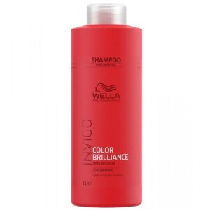 Invigo Color Brilliance Shampoo Cabello Fino/Normal – Wella