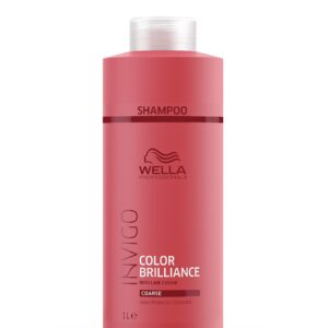 Invigo Color Brilliance Shampoo Cabello Grueso – Wella