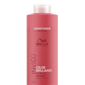 Invigo Color Brilliance Acondicionador Cabello Fino/Normal – Wella