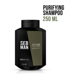Champú anticaspa THE PURIST – SEB MAN